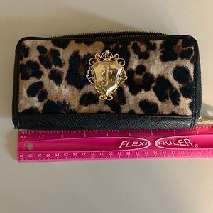 Juicy Couture Cheetah Wallet